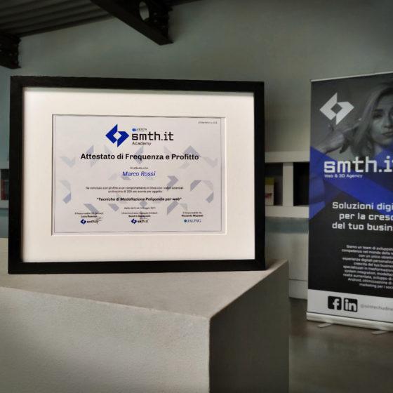 Diplomi Simtech Academy per IAL Udine FVG